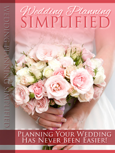 Ebook  Wedding Planning Simplified  Weddingplansforus